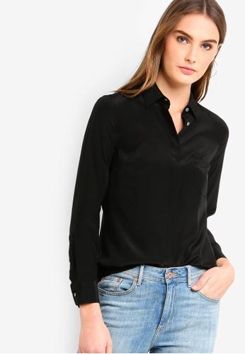 4d8e9061af688 Buy J.Crew Silk Button-Up Shirt