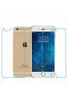 Premium Tempered Glass Screen Protector Front and Back for Apple iPhone 6