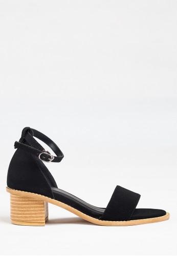 FairyBerry black Dzooey Sandals FA692SH77MAGID_1
