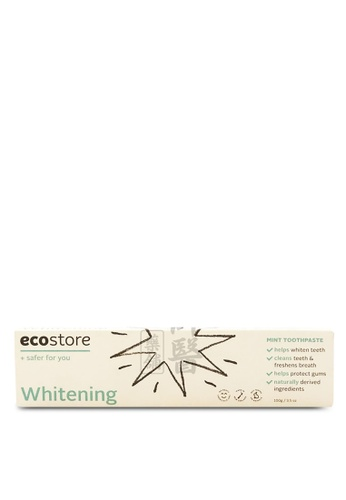 Ecostore 【Ecostore】Mint Toothpaste Whitening - 100g 54F04ES83B85D4GS_1