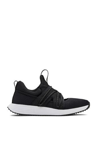 Under Armour 黑色 UA W Breathe Sola Sneakers 05590SH6871A0FGS_1