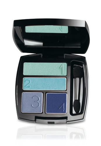 Avon n/a True Color Eyeshadow Quad in Jeans AV454BE25RCSPH_1