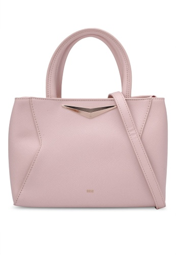 Nose beige Metal V Classic Tote NO327AC0RVNHMY_1
