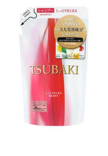 Kawaii n/a Tsubaki Moist Shampoo Refill A8066BE3EF0AA6GS_1