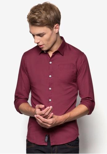 簡salon esprit約長袖襯衫, 服飾, 襯衫