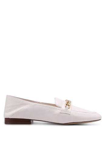 ALDO white Gemona Loafers D470BSH44D6F7AGS_1