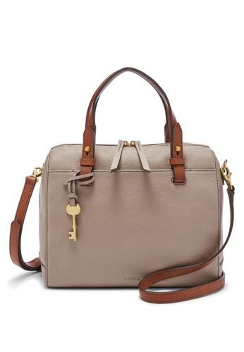 Buy Fossil Rachel Satchel Bag ZB7256263 Online on ZALORA Singapore ac0ad958e69c6