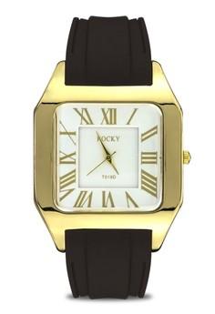 Rocky Unisex Classic Analog Watch T019D