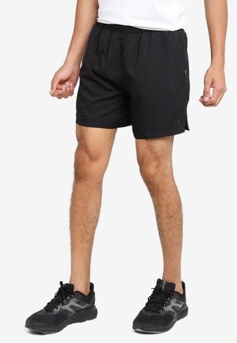 H&M black Running Shorts B3829AAF27A2A8GS_1