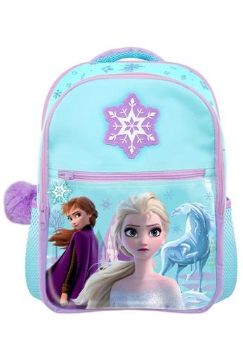 Disney Frozen Disney Frozen 2 Snowflake Primary School Bag 2F201KC7921D71GS_1