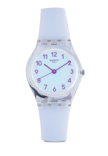 Swatch blue Casual Blue Watch D0721AC7719D81GS_1