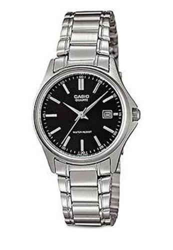 Casio Lzalora 衣服評價TP-1183A-1ADF 不銹鋼手錶, 錶類, 不銹鋼錶帶