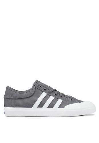 adidas grey adidas originals matchcourt AD349SH0WDL3ID_1