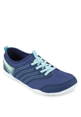 Siren Buckesprit鞋子eye 撞色運動鞋, 女鞋, 運動