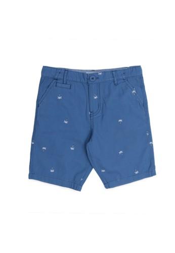 Gingersnaps blue GINGERSNAPS WILDERNESS EXPLORER SHORT BLUE FEC51KA71F39DFGS_1