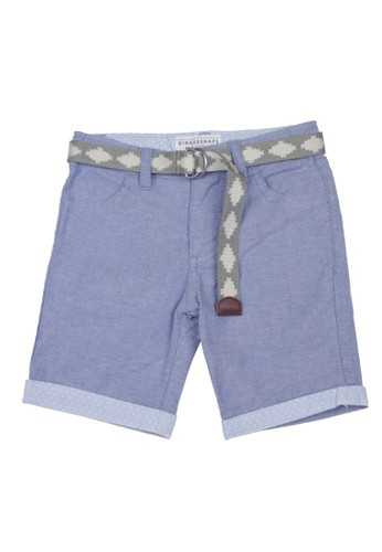 Gingersnaps navy East Hampton Dude Shorts Dk Blue 8334AKAB051343GS_1
