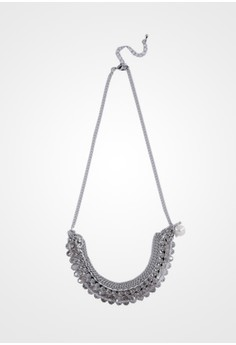 Crystal Row Dazzling Necklace