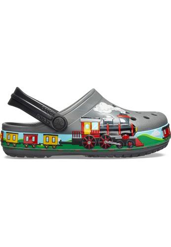 atrakcyjna cena oryginalne buty kupować nowe Kids' Fun Lab Train Band Clog KU Slate Grey