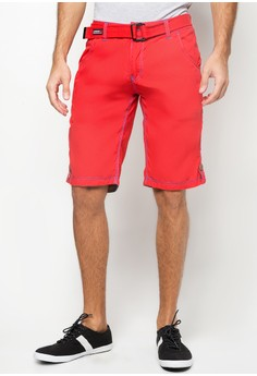 Reversible Tapered Shorts