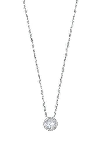 Morellato white Tesori Necklace SAIW64 925 Silver Zircons C6232AC0BB1ADDGS_1