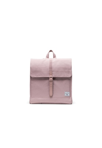 Herschel pink Herschel City Mid-Volume - Ash Rose Backpack 700F7AC146ACA5GS_1