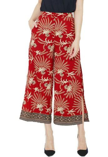 Flike Batik multi Celana Belah Samping Motif Padhi Bara EA9F7AA9E57856GS_1