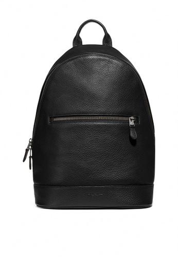 Coach black West Slim Backpack (cv) DB163AC834E8DEGS_1