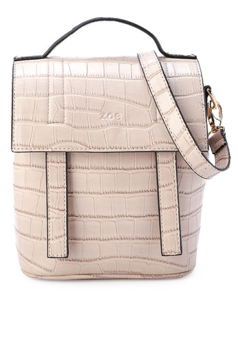 Bag by ZOE beige FAY 84029ACB4ED37AGS_1