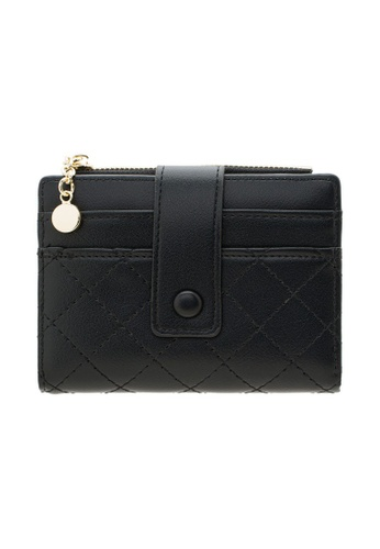 Tracey black Tracey Small Button Purse 1AA92AC84F4ACAGS_1