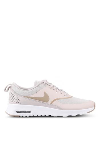 Nike beige Women's Nike Air Max Thea Shoes 3079FSHDD39365GS_1