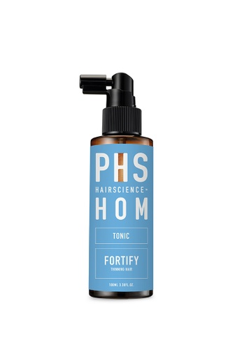 PHS HAIRSCIENCE [For Men Hair Loss] HOM Fortify Tonic 100ml 864E9BED9A27F0GS_1