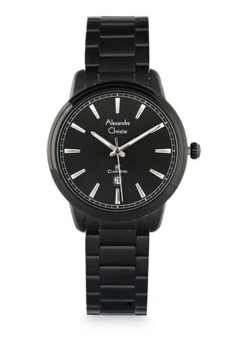 Alexandre Christie black Women Analog Watches 8556 Ldbipba 16618AC9626E24GS_1