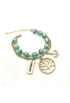 Tree, Dream and Anchor Bracelet