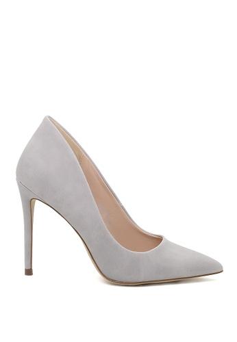 London Rag grey Grey Stiletto Heels 80B9FSHF867610GS_1