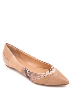Feline Ballet Flats