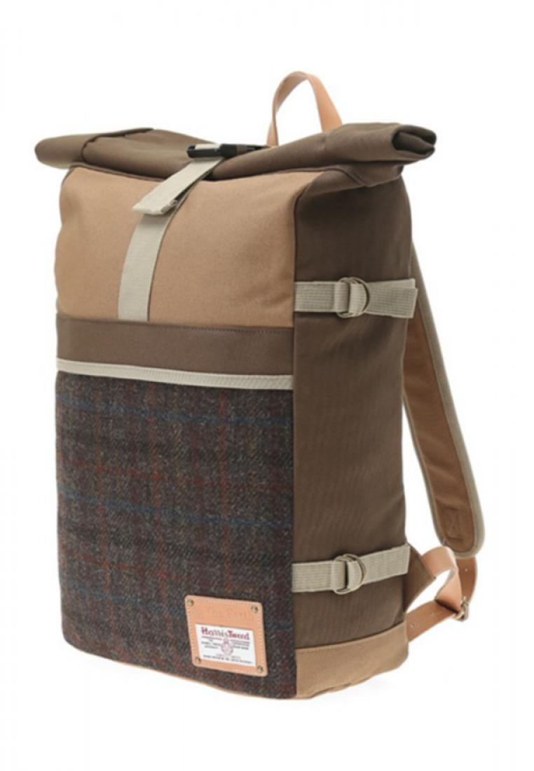 The Earth - Harris Tweed Rolltop