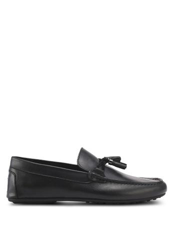 ALDO black Freinia Loafers, Moccasins & Boat Shoes DD23CSH421DCFFGS_1