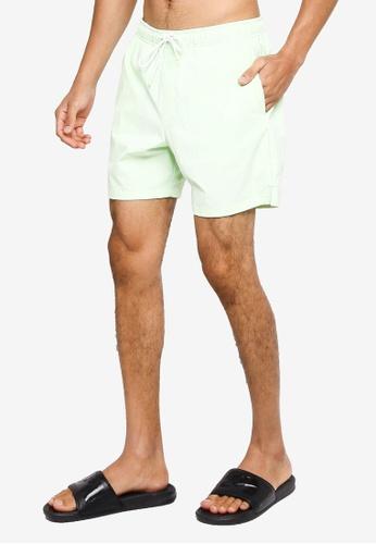 GAP green 6 Inch Swim Shorts 01DDEAA7696EA8GS_1