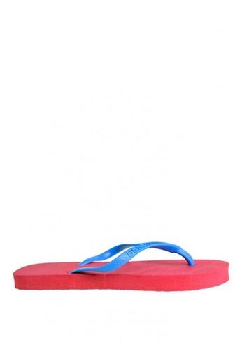 BENCH red Rubber Slippers BE550SH0KE4FPH_1