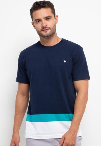 WALRUS navy Polo Shirt Studio 90909AA0FAC9FBGS_1