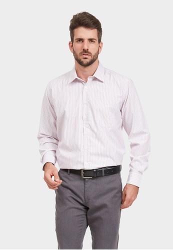 ARAMIS white ARAMIS Long Sleeve Check Shirt 705223 02D3EAA4EC0AABGS_1