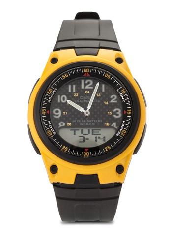 Casio multi Casio General Men's Digital-Analog Watch CA843AC13VJMMY_1