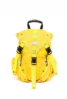 irwalk Colorful Classic Outdoor Backpack (35L)- Yellow affordable 15