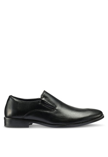 Bata black Business Dress Shoes 65924SH0C48E8AGS_1