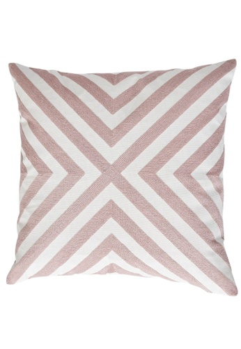 Homeliving.My X-Design Throw Pillow Dusty Pink B657BHL7BC3F1DGS_1