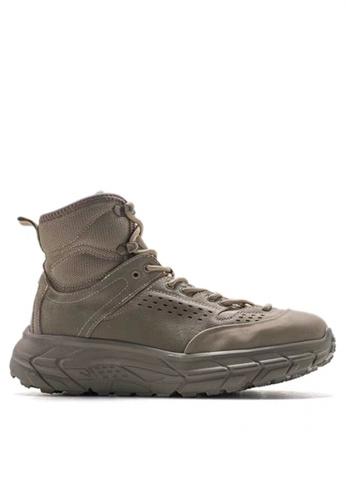 Twenty Eight Shoes High Top Suede Leather Sneakers XO-932 3313FSHEA3E470GS_1
