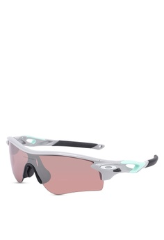 Oakley grey Sport Performance OO9206 Sunglasses B641EGLC07E5AFGS 1 615816658b3