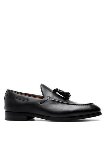 Twenty Eight Shoes 真皮英式紳士loafer 6723 73E8CSHEF96679GS_1