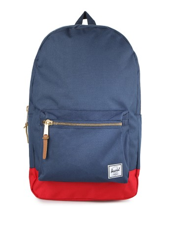 Herschel navy Settlement Backpack HE449AC0UDONID_1