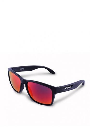 0ed4efcf78 Rudy Project black Spinhawk Eyewear in Matte with Multilaser Lenses  SP313806-0001 EC247GL808C0E1GS 1